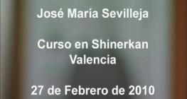 Curso de Aikido con José María Sevilleja